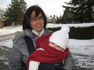 Me and Ali - January 2010