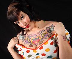 Lady Battikah photo by Frank Kovalchek and used under Creative Commons License