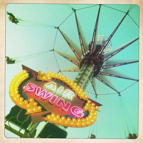 Air Swing - Foire des Tuileries